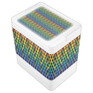 Party Streamers 24 Can Cooler Igloo Cooler