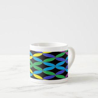 Party Streamers Espresso Mug