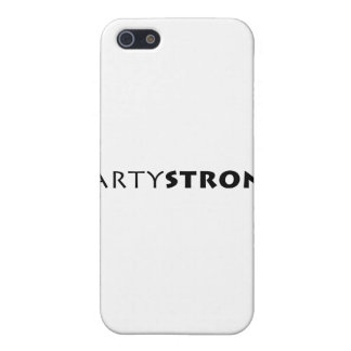 Party Strong iPhone 5/5S Case