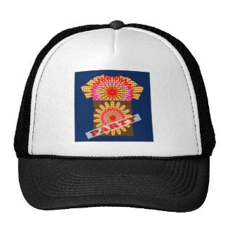 PARTY Sunflower SUN Chakra Mightyshirt GIFTS FUN Hats