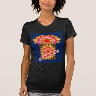 PARTY Sunflower SUN Chakra Mightyshirt GIFTS FUN Tshirt