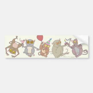 Party Tarsiers, Bumper Stickers