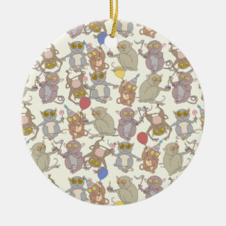 Party Tarsiers, Christmas Ornaments