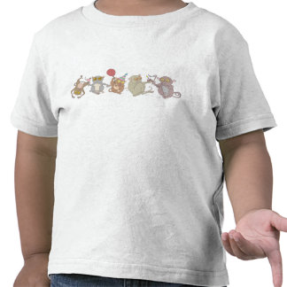 Party Tarsiers, kids and babies t-shirts
