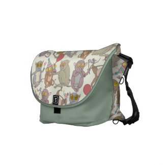 Party Tarsiers, Messenger Bags