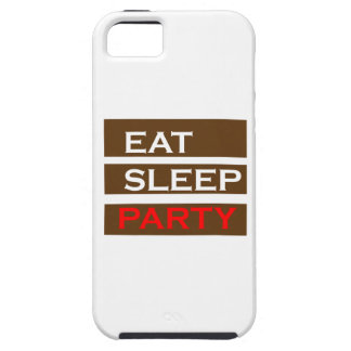 PARTY text wisdom funny fun NavinJOSHI NVN104 GIFT iPhone 5 Case