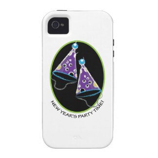 Party Time Case-Mate iPhone 4 Cover