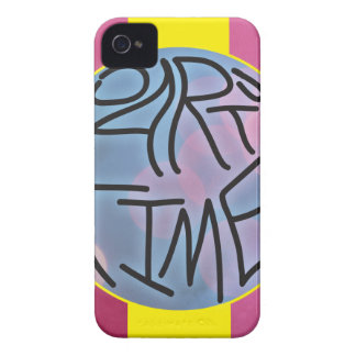 Party Time Case-Mate iPhone 4 Case
