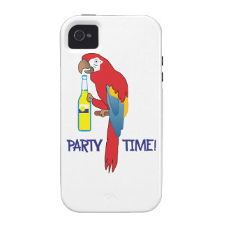 PARTY TIME iPhone 4 CASES
