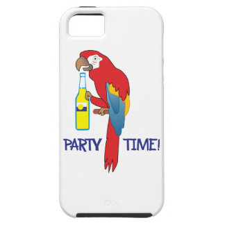 PARTY TIME iPhone 5 COVER