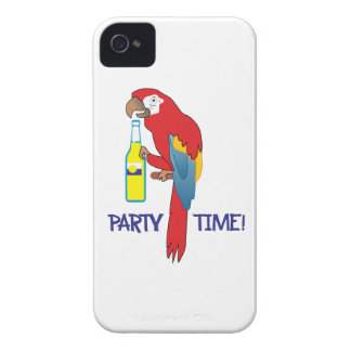 PARTY TIME iPhone 4 Case-Mate CASE
