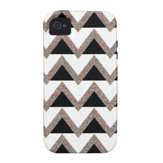 Party Time Chevron iPhone 4 Covers