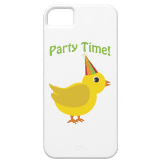Party Time Chick iPhone 5 Case