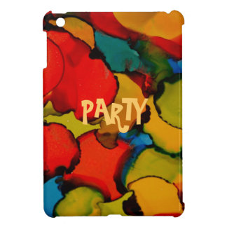 Party time collection case for the iPad mini