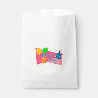 Party Time Favour Bags