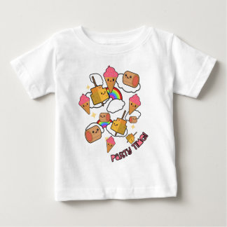 Party Time Food Infant Tee