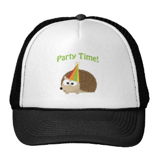 Party Time! Hedgehog Mesh Hat