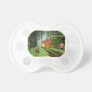 party time pacifier