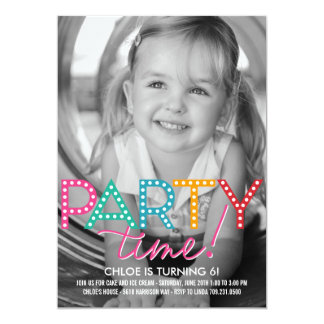Browse the Photo Invitations Collection and personalise by colour, design or style.
