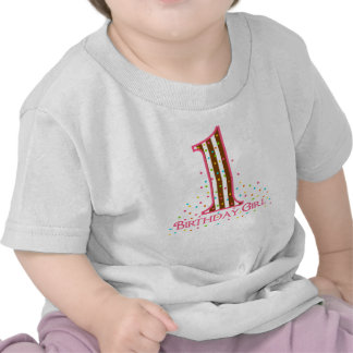 Party Time Sprinkles First Birthday Shirt