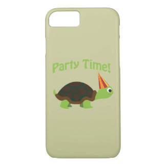 Party Time! Turtle iPhone 7 Case