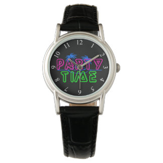 Party Time Wrist Watches