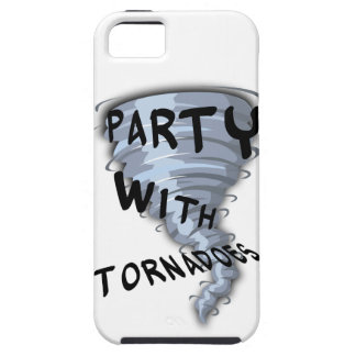 Party With Tornadoes iPhone 5 Cover