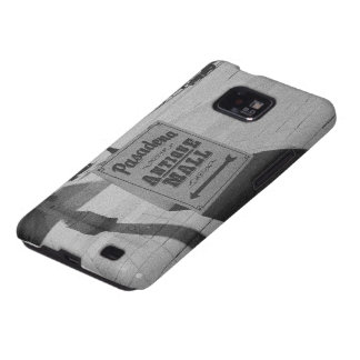 Pasadena Antique Mall Sign Samsung Galaxy SII Covers