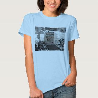 Pasadena Antique Mall Sign Tee Shirts