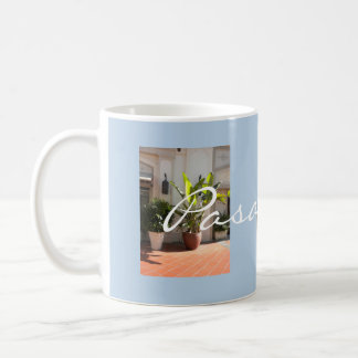 Pasadena Downtown Photo Template Mug
