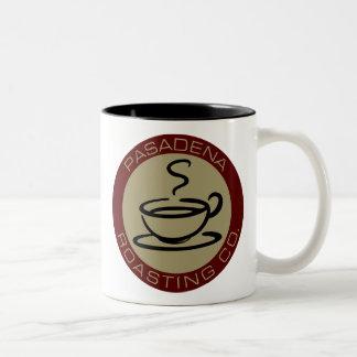 Pasadena Roasting Co. Two-Tone Mug