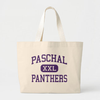 Paschal - Panthers - High - Fort Worth Texas Tote Bags