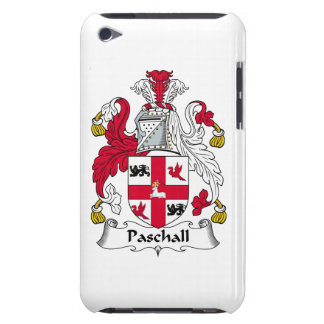 Paschall Family Crest iPod Touch Cases