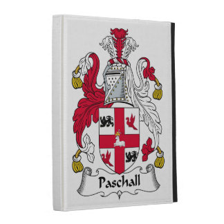 Paschall Family Crest iPad Case