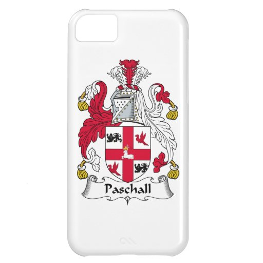 Paschall Family Crest iPhone 5C Covers