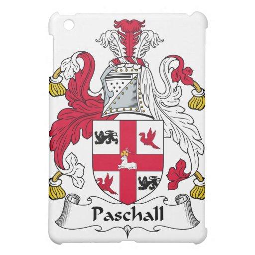 Paschall Family Crest iPad Mini Case
