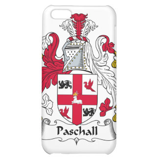 Paschall Family Crest iPhone 5C Cover