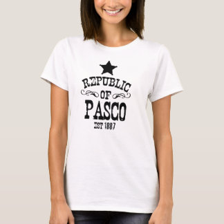 Pasco 1 t-shirt