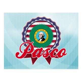 Pasco, WA Postcard