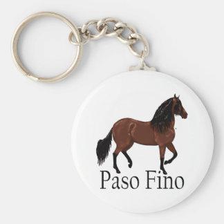Paso Fino Bay Paso Fino Key Chains