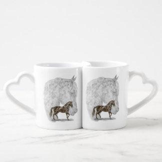 Paso Fino Horse Art Lovers Mug