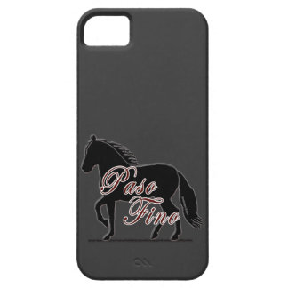Paso Fino Horse Case For The iPhone 5