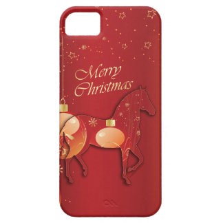 Paso Fino Horse Christmas Joy iPhone 5 Case