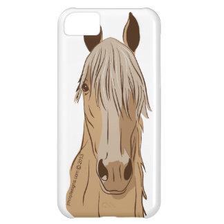 Paso Fino Horse Face Case For iPhone 5C