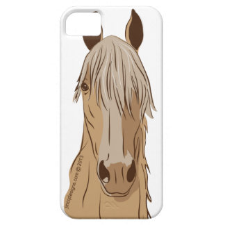 Paso Fino Horse Face iPhone 5 Cases