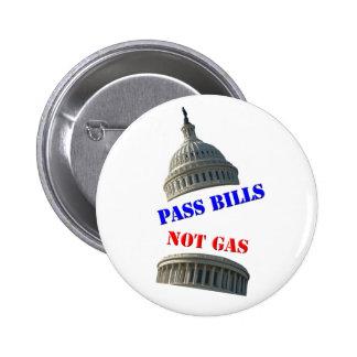 Pass Bills, Not Gas Button