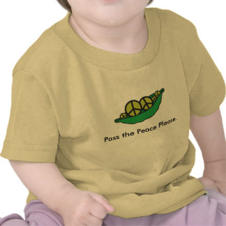 Pass the Peace Please - Infant Tshirt