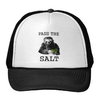 Pass the Salt Cap