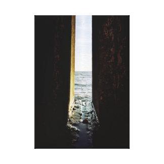 Passage - Brighton Canvas Print