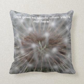 Passage of Time - Dandelion Clock Cushion